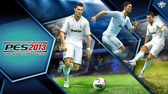 تحميل لعبة بيس 2013 كاملة برابط مباشر ميديا فاير مضغوطة للكمبيوتر والموبايل Download pes 2013
