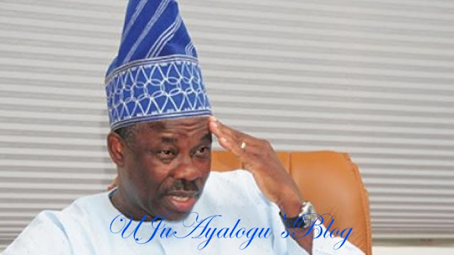 Amosun escapes death as CBN van collides with his convoy