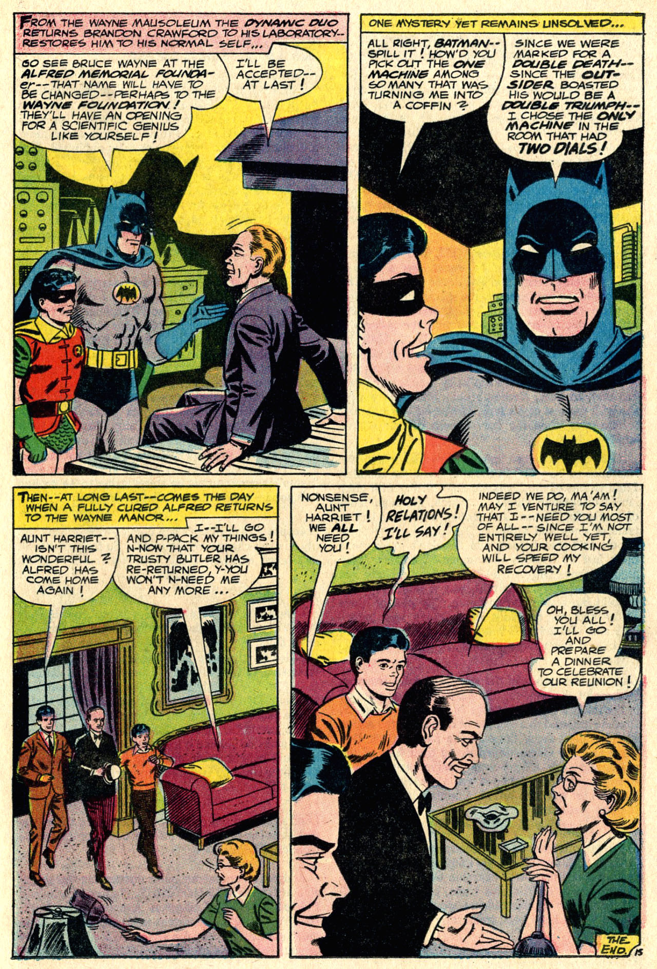 Detective Comics (1937) 356 Page 19
