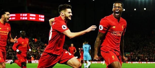 Liverpool foi matuto, e conquistou vitória fundamental contra o City