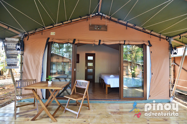 Glamping at Solina Resort Blog Reviews