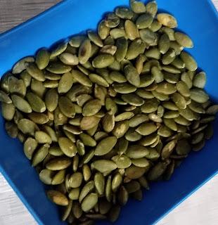 Granola Bar - Pumpkin Seeds
