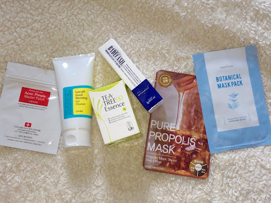 An Acne Fighting Giveaway!