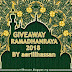 Giveaway RamadhanRaya 2018 by aerillhassan