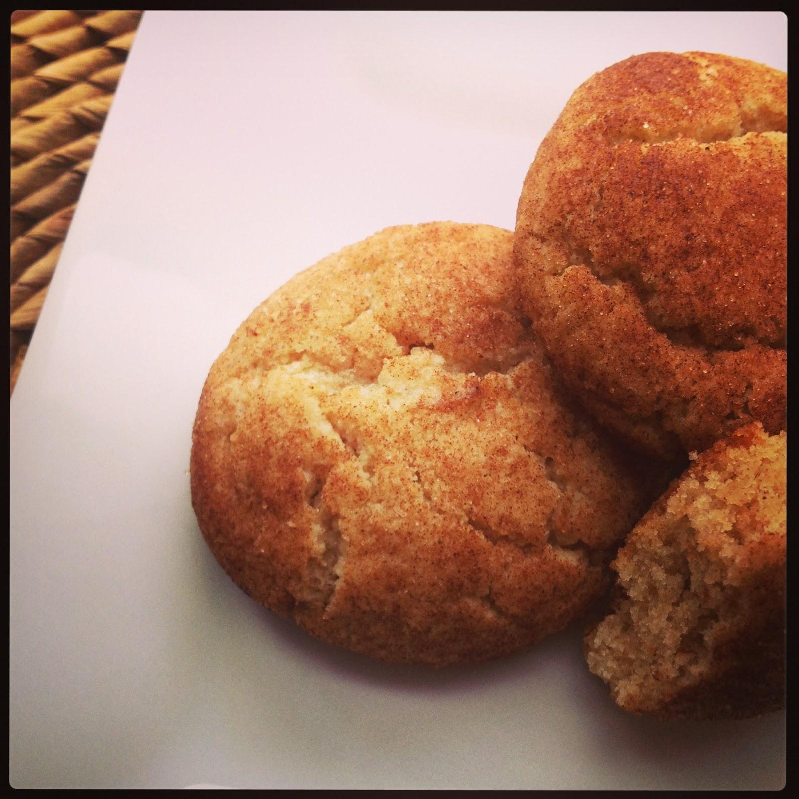America S Test Kitchen Snickerdoodle Cookies