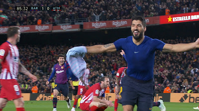 LFP-Week-31 Barcelona 2 vs 0 Atletico Madrid 06-04-2019