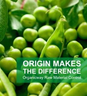 organic pea starch