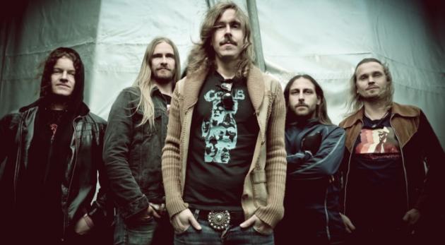 Opeth en México 2017