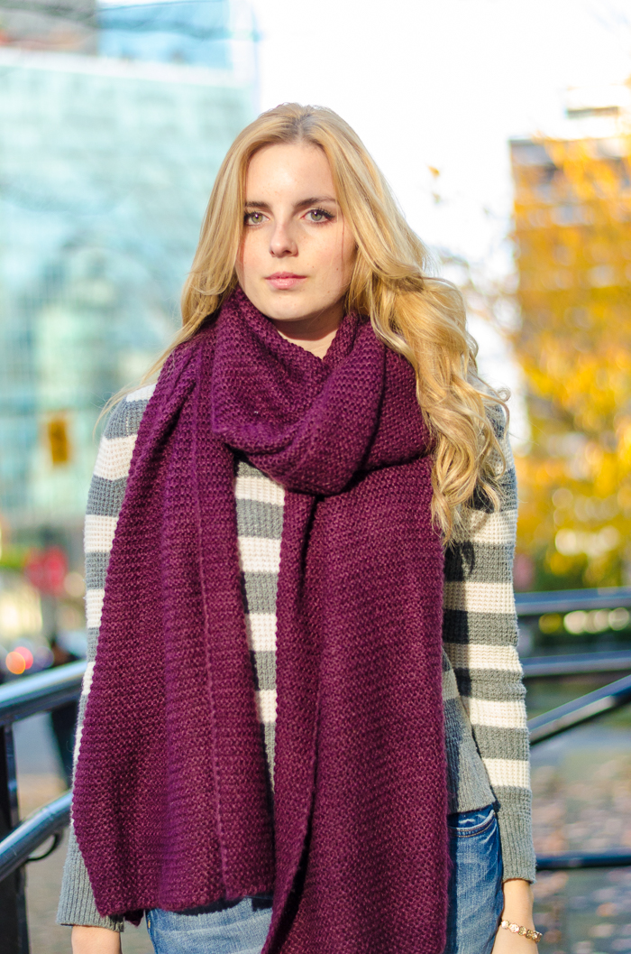 Blanket Scarf, How to Style a Blanket Scarf