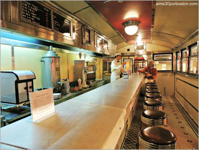 Diner Museo de Arte Culinario de Providence