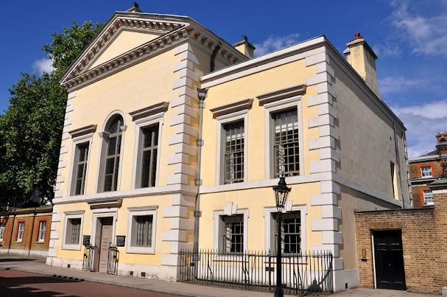 Queen's Chapel em Londres
