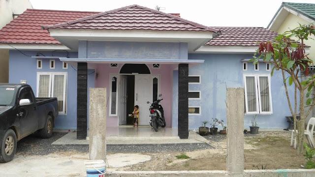 rumah minimalis sederhana di kampung