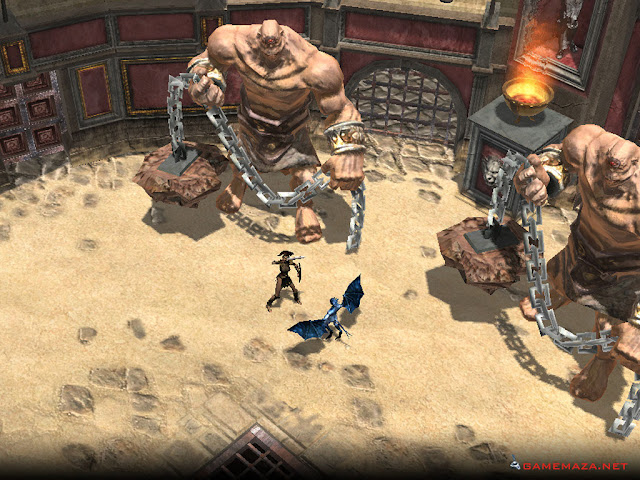 LOKI Heroes of Mythology Gameplay Screenshot 1