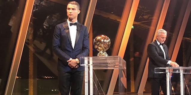Raih Ballon d'Or Kelima Ronaldo Masih Belum Puas, Ini Komentarnya