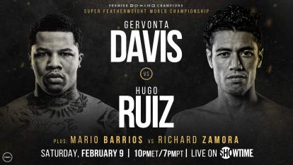 Gervonta Davis vs. Hugo Ruiz Fight Card, Preview And Predictions