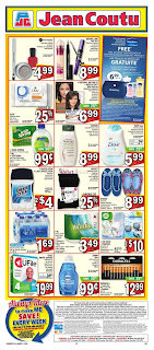 Jean Coutu Flyer February 23 – March 1, 2018
