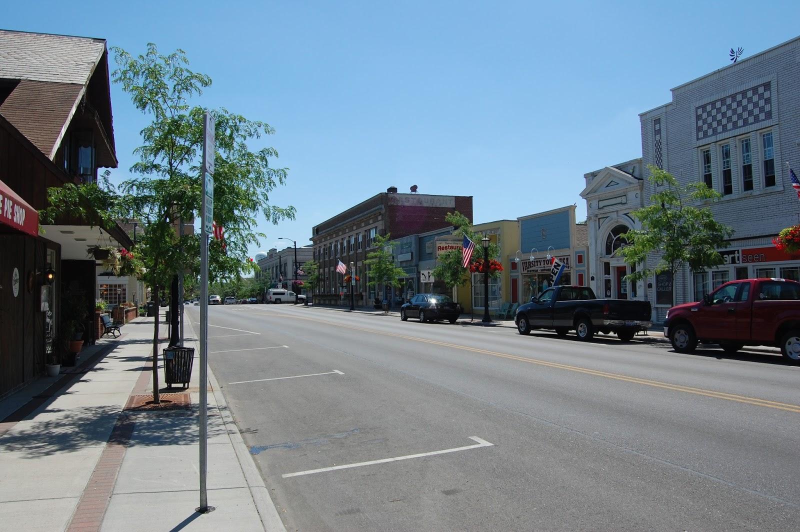 Ohio erie county vermilion - Downtown Vermilion Ohio