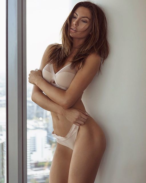Fitness Model Oksana Rykova - @oksana_rykova
