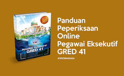 Panduan Exam Online Pegawai Eksekutif D41