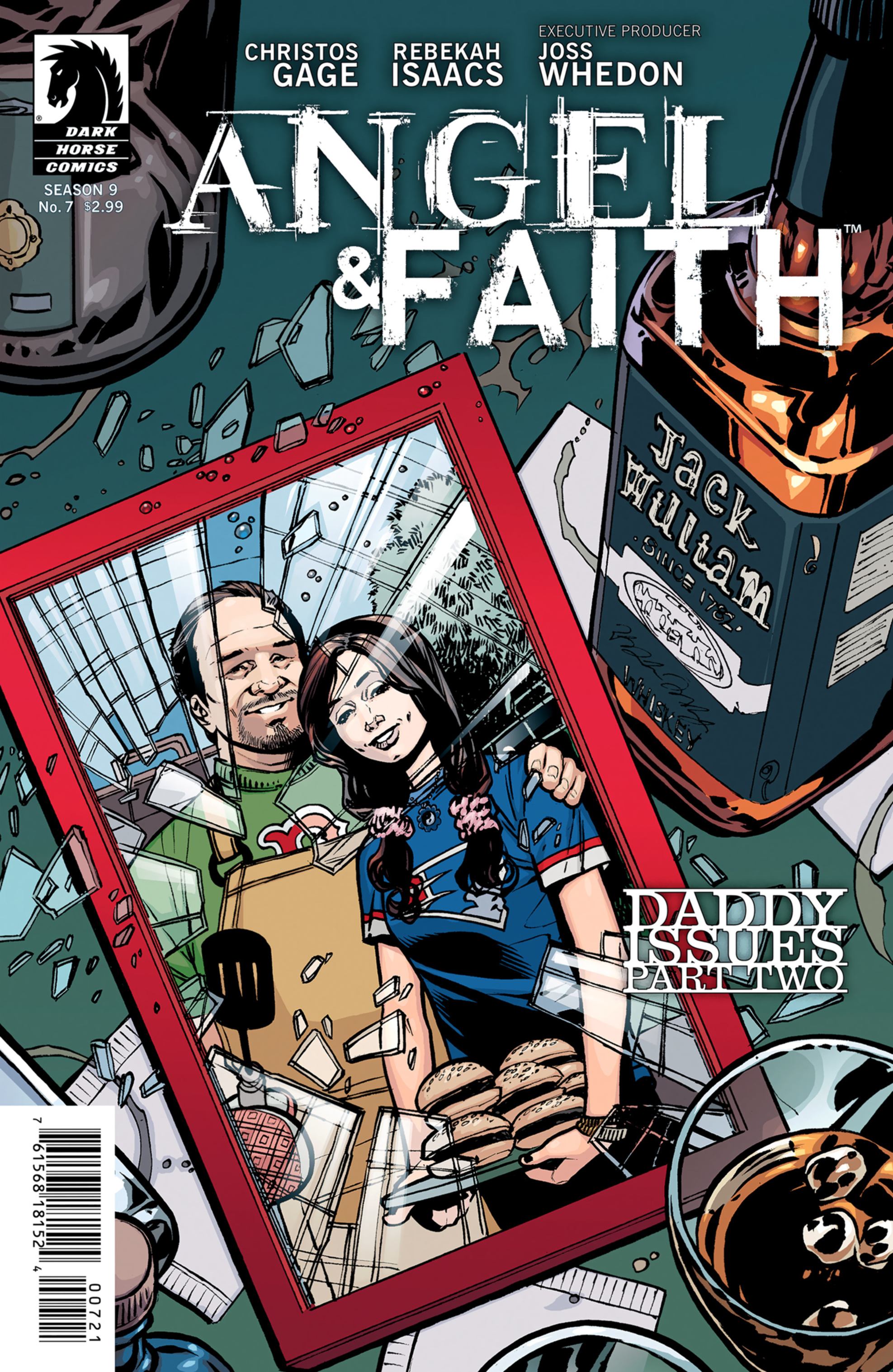 Read online Angel and Faith comic -  Issue #7 - 2