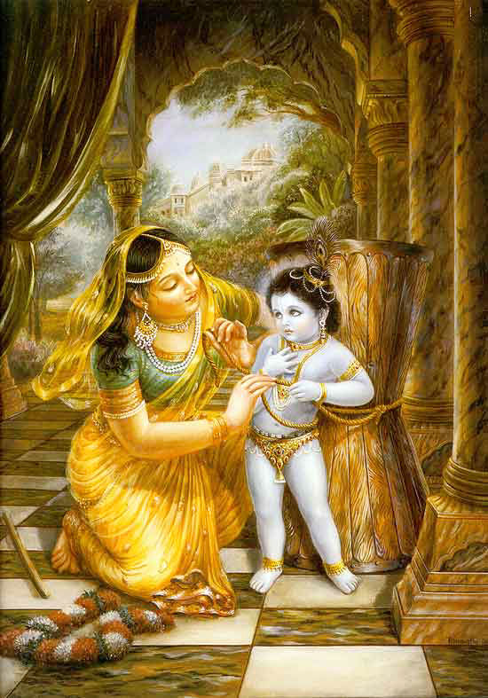 Cute Wallpapers Images Love Lord Krishna Leela Story Birth Amp Growth Illustration