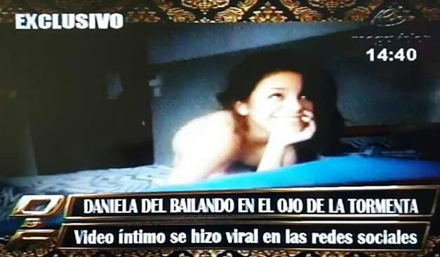 <strong>El Video XXX De Daniela Suarez </strong>la de Bailando Por Un Sueño