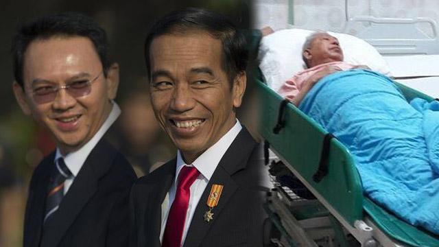 NU yang Pertama Tinggalkan Jokowi Kalau Ahok Gantikan Maruf Amin