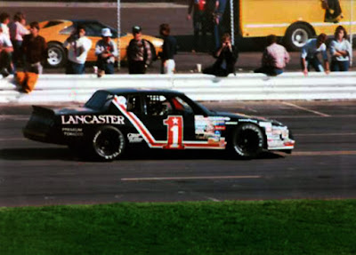 Davey Allison #1 Lancaster Tobacco Chevrolet Racing Champions 1/64 NASCAR diecast blog 1985 Hoss Ellington Debut Rookie