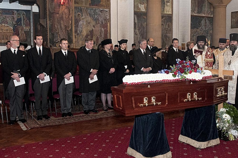 Princess Margarita S Funeral