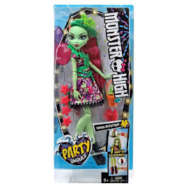 MH Party Ghouls Venus McFlytrap Doll