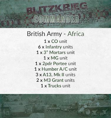 British, Africa
