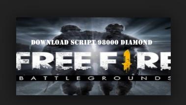 Script 98000 To Get Diamond Free On Free Fire Teknologi