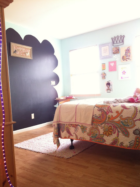 Her Room Redo | The Bedroom | All Things Sunshiney