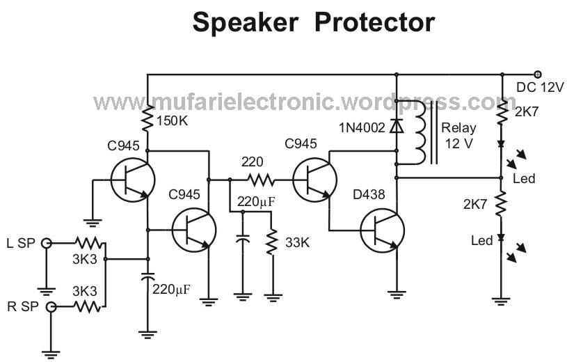 ELEKTRONIKA INDUSTRI: protector speaker