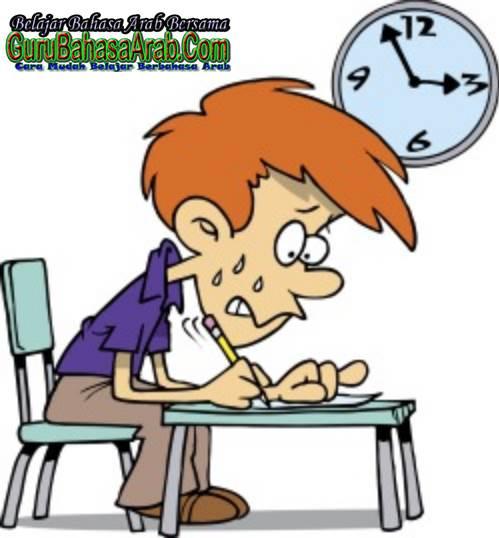 Kosakata Dalam Bahasa Arab Tentang Ujian