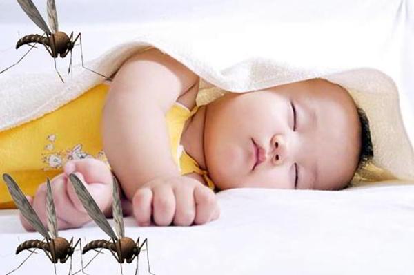 Xịt chống muỗi côn trùng cho bé Babyganics Natural Insect Repellent của Mỹ www.huynhgia.biz