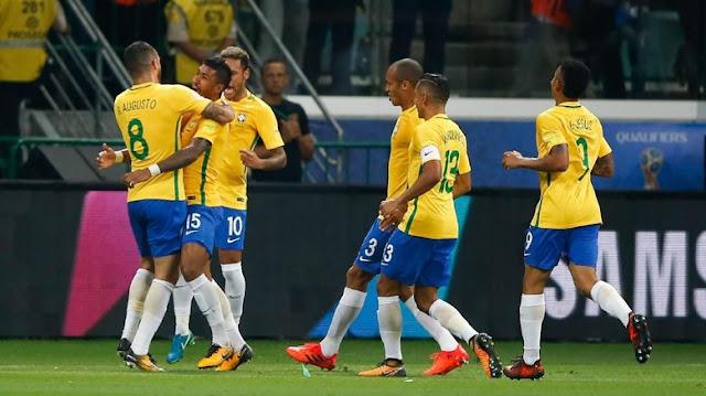 Brasil Dilarang Setengah Hati Hadapi Jepang dan Inggris