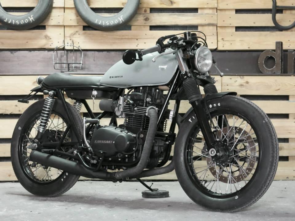 Kawasaki KZ400 By Desideratum