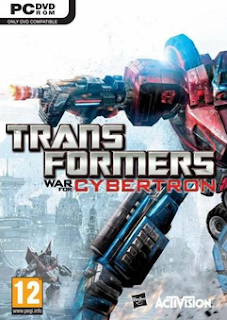 Download Game Transformers War For Cybertron PC Gratis