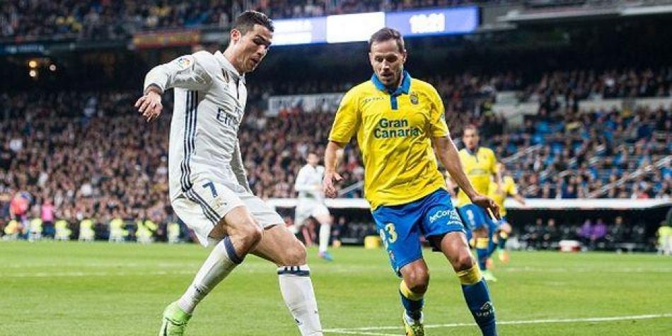 Real Madrid vs Las Palmas EN VIVO por LaLiga
