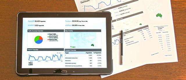 meningkatkan trafik; google analytics