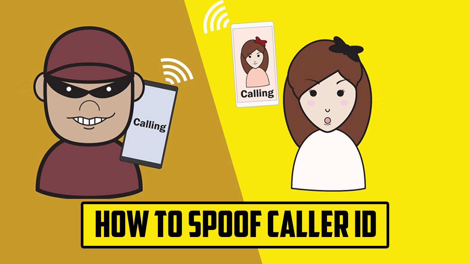 6 Websites for Making Fake Calls or Spoof Calls - HaxBaba Tech