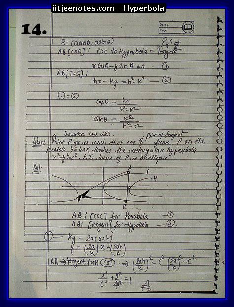 hyperbola notes3