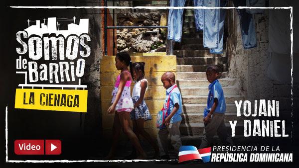 VIDEO: Somos de Barrio. La Ciénaga. Yojani y Daniel