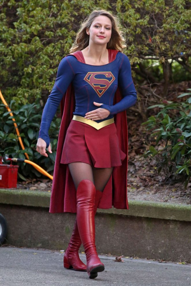 Melissa Benoist Latest Hot Photos