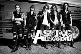 Download Kumpulan Lagu Asking Alexandria Full Album Mp3 Lengkap