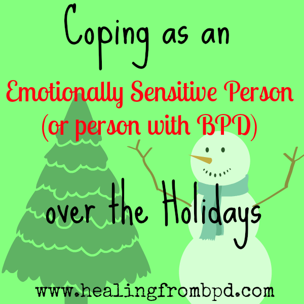 How to deal with an emotionally sensitive person