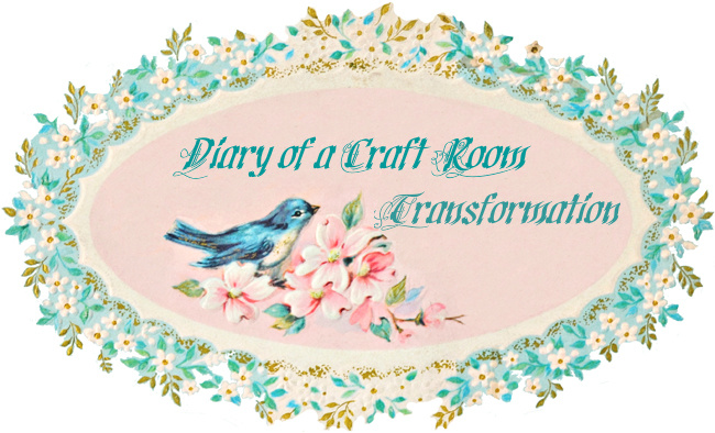 Diary of a Craft Room Transformation