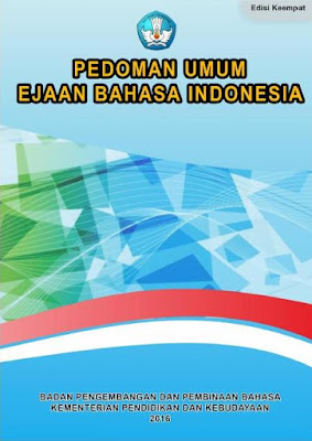 Download Pedoman Umum Ejaan Bahasa Indonesia (EBI) 2016 pdf