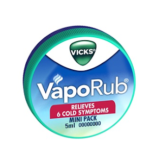 Vicks VapoRub Keep Mosquitoes Away